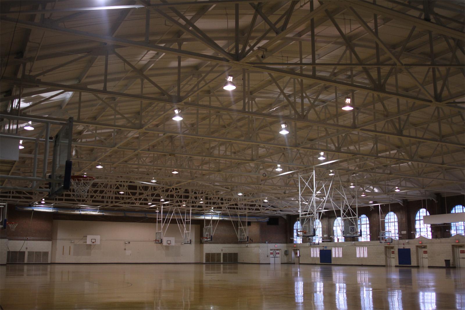 Woollen Gym S Renovations Unc Campus Rec