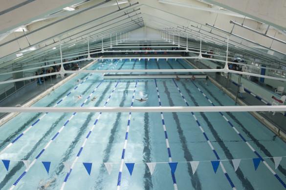 Bowman Gray Memorial Pool - UNC Campus Rec