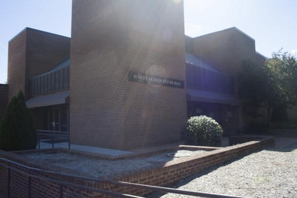 Fetzer Hall