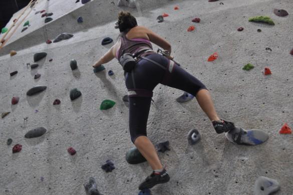 Fetzer Climbing Wall