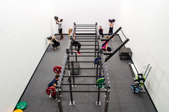 Tar Heel Training Center